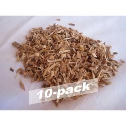 Äppelspån 2-4 mm 10-pack