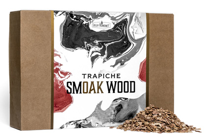 Grillflis Trapiche Smoak Wood
