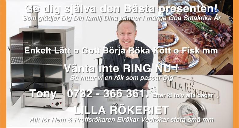 Lilla Rökeriet, Stora Röken El och Mats Green